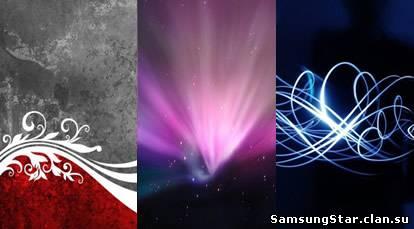... обои на 3 рабочих стола (720х400) для Samsung: samsungstar.clan.su/news/abstraktnye_oboi_na_3_rabochikh_stola...